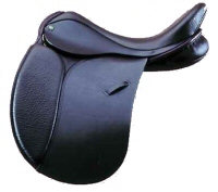 Ideal Jessica Dressage Saddle